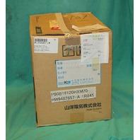Sanyo Denki BL Super P80B18120HXM20 AC Servomotor Motor Servo Axis Motoman NEW