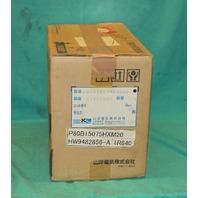 Sanyo Denki BL Super P80B15075HXM20 Servomotor Servo Drive Motoman Yaskawa amp