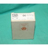 Efector, OJ5031, OJE-FPKG/SO/AS, Photoelectric Through Beam Sensor 10-30VDC 0J5031 NEW
