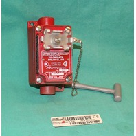 Killark Hubbell  XAS-53 Explosion Proof Fire Alarm NEW