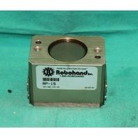 Robohand Destaco RP-15 Pneumatic Robot Gripper 12.7mm stroke  NEW