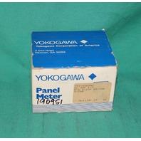Yokogawa 250340NGNG Panel Meter 0-20A-C Amperes NEW