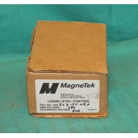 Magnetek 1500-F-L3-S11 I Liquid Level Control Line Ametekl B/W NEW