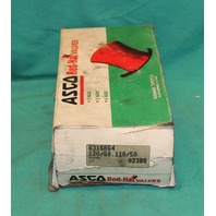Asco Red-Hat 8316A64  Solenoid Valve 02389 314491 NEW