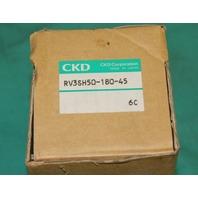 CKD pneumatic rotary RV3SHSO-180-45 RV3S Oscillation rv