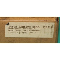 Bosch Rexroth DPR-1X 4WRZE+W R978909519 Card NEW