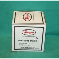 Dwyer 1823-0 Pressure Switch NEW
