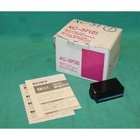 Sony XC-37(2) Miniature CCD Video Camera Module NEW