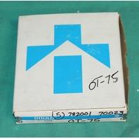 Gould Shawmut One Time OT75 fuses box of 5 75a 75 amp NEW