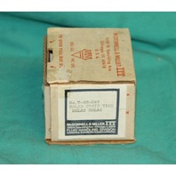 ITT, T-5R-24V, McDonnell Miller Solid State Time Delay Relay NEW