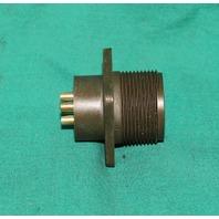 Amphenol JAE Amp MS3102A18-10S Circular Connector Size 18 4 pin NEW