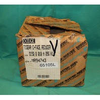 Dodge MR94743 Tigear C-Face Gear Reducer Q150B010M056K1 NEW