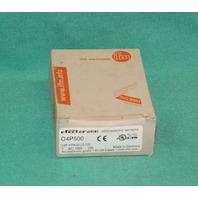 IFM, O4P500, 04P500, Efector Photoelectric Sensor Switch O4P-FPKG/US100 NEW