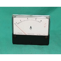 Yokogawa Type 2133 Panel Meter 10A 0-20a Amperes amps NEW
