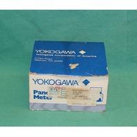 Yokogawa YE/250440LSPK Panel Meter 0-100AC Amperes NEW