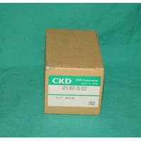 CKD Corporation APE-8NT-3N-S12 Pressure Switch 24VDC NEW