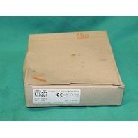 IFM Efector K15207 Proximity Switch KI-3015-FPKG/NI NEW