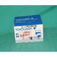 Yokogawa 250340PDPD8 Panel Meter 0-80AC Amperes NEW