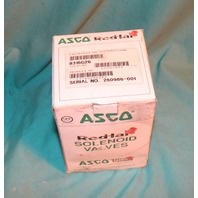 Asco Red-Hat 8316G26 3 way 3w air/water Solenoid Valve 120v NEW