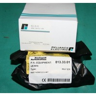 Rockwell Reliance Electric Bus Clamp card 813.33.01 SCM