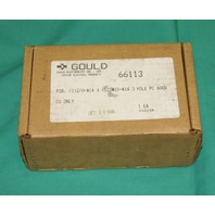 Ferraz Gould Shawmut 66113 Power Distribution Block Wiring Wire NEW