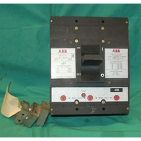 ABB 450a Circuit Breaker 450 amp LB NEW