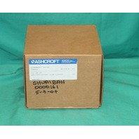 Ashcroft LDSN4HSO7 X2CUD General Purpose Pressure Switch 30psid Differential NEW