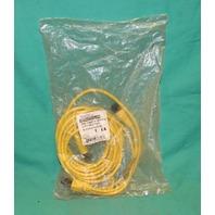 Brad Harrison 884A30A09M020 In-Line Splitter Micro Change Connector Female NEW