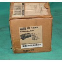 Dayton 6Z084 Industrial Gear Motor 124RPM 1/20HP 115V NEW