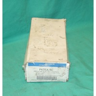 Johnson Controls P67EA-5C Pressure Electric Control 2Pole 3/30PSI NEW