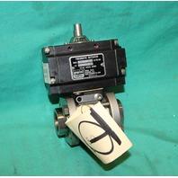 "Gemini Valve B412 69503 Pneumatic Actuator 0.6 89 6RTV6 1000psi CWP 3/4"" .75 NEW"