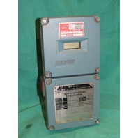 Foxboro 8000-SA10 Magnetic Flow Transmitter 8000Series 120V 4-20mA