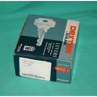 Dexter Schlage J40 LAS 619 Privacy Lever Lock 16-042 Latch RH Satin Nickel Door