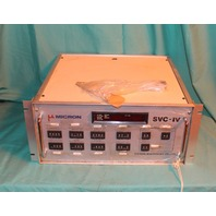 Micron Machinery SVC-IV Controller