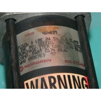 Norgren FU106 A LRE 2A S4 2.5  Pneumatic Power Clamp 0174 8DJG NEW