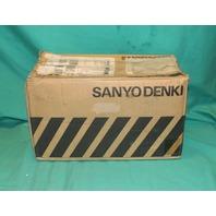 Sanyo Denki P60B13200LCX2C BL Super Servo Motor 3000rpm NEW