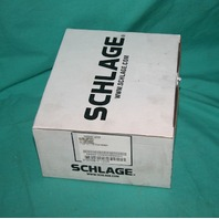 Schlage AL10S JUP 613  Passage Lock Lever Hall Closet Door Dark Bronze NEW