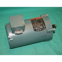 Reliance Electric P56X1337 AC Motor 34K013-3820G4 .75Hp 208-230/460V