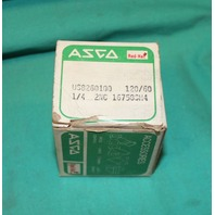 Asco, US8260100, Red-Hat Solenoid Valve US8260 100 NEW