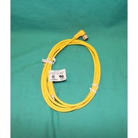 Lumberg, RST4RKWT, 4-679/2M Cordset Quick Connect Cable Sensor NEW