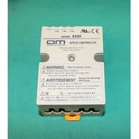 Oriental Motor, ES01, OM Speed Controller