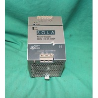 Sola, SDN 10-24-100P, Power Supply 24-28V NEW