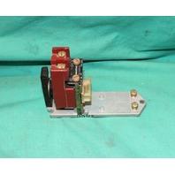 Sylvania 5S Slim Jim PMS w/ TB-139-1 Coil Joslyn Clark Contactor Starter NEW