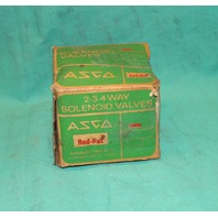 Asco, 8353C33, Red-Hat Solenoid Valve 2-3-4 Way NEW