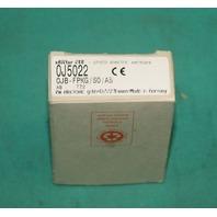 IFM, OJ5022, Efector Photoelectric Sensor OJB-FPKG/SO/AS 0J5022 NEW