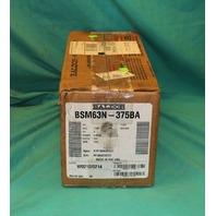 Baldor, BSM63N-375BA, Brushless AC Servo motor 0.64KW 4000rpm 300V NEW