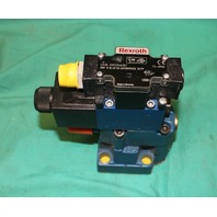 Rexroth DBW10 B2-52/315-6EW110N9DK25L, R900965187,  SO779 Hydraulic Valve NEW